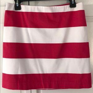 Striped Vineyard Vines Skirt